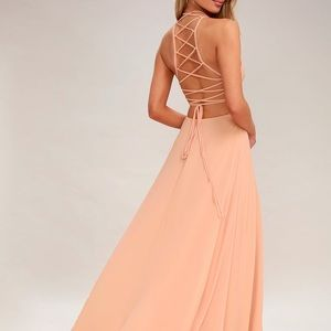 Bridesmaids dress — Lulus